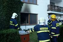 Požár v pracovně rodinného domu má na svědomí technická závada na počítači