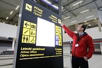 Terminál pojme 250 tisíc cestujících ročně.