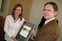 Cenu veřejnosti v soutěži Zlatý erb získala v Pardubickém kraji obec Starý Mateřov.