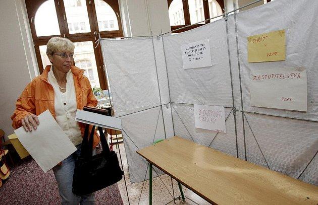 Volby na ZŠ Bratranců Veverkových