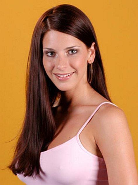 Miss Aerobik ČR Monika Horáková