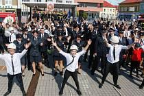Oslavy 140 let Sboru dobrovolných hasičů Holice.