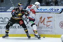 Hokej - 5. kolo play out: Pardubice - Litvínov 2:5