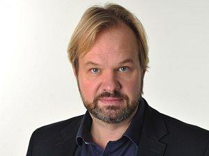 Režisér Petr Gazdík.
