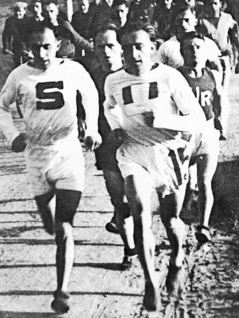 Josef Šulc (vpravo)
