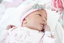MATYLDA BOUŠKOVÁ se narodila 25. listopadu ve 12 hodin a 52 minut. Vážila 3630 gramů a měřila 50 centimetrů. Maminku Šárku podpořil u porodu tatínek Michal. Na sourozence se těší čtyřletý Matěj. Rodina bydlí v Pardubicích.