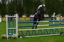 Vítěz CIC*** Harald Ambros  - O - Felitz(Rakousko)