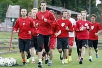 Fotbalisté FK Pardubice začali s tréninkem. Zatím bez posil.