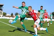 Fotbalový MOL Cup - 2. kolo: Sokol Hostouň - FK Pardubice