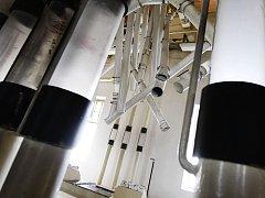 Uvnitř Gočárových automatických mlýnů může v Pardubicích vzniknout muzeum nebo variabilní kulturní prostor.