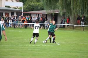 Chodit na fotbal do Ostřešan je radost.