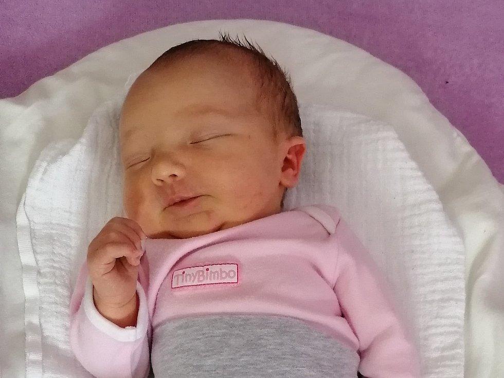 Anežka Svobodová z Litomyšle vykoukla na svět ve svitavské porodnici, a to 10. února 2021 ve 12:35 hodin. Její míry byly 3400 gramů a 49 centimetrů. Radují se z ní maminka Lucie Bartošová a tatínek Ivo Svoboda.