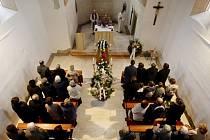 Pohřeb Pavla Levého