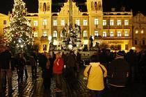 Půlnoční procházka městem - Pernštýnské náměstí