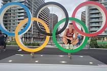 Český atlet a reprezentant v chůzi Lukáš Gdula na své druhé letní olympiádě