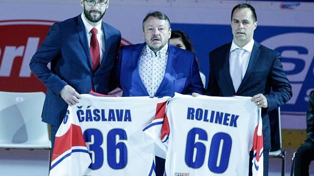 Carlson hockey games: Česko - Rusko