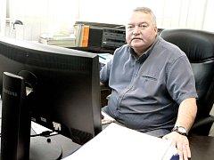 Ředitel Pedagogicko-psychologické poradny v Pardubicích a speciální pedagog Jiří Knoll.