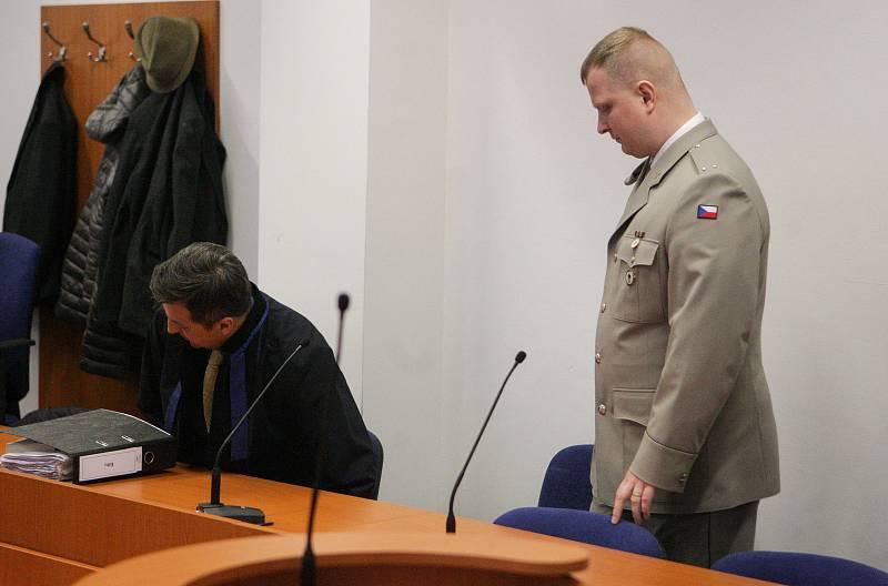 Vůbec poprvé v historii řeší pardubický krajský soud obvinění z terorismu.