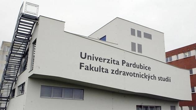 Nová budova Fakulty zdravotnických studií