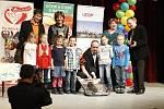 Ve Východočeském divadle Pardubice se konalo slavnostní vyhlášení soutěže Mít tak kouzelný prsten...