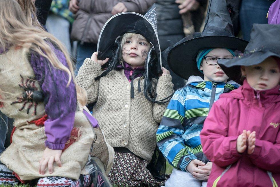 Čarodějnice v Cholticích