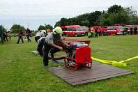 Dobrovolní hasiči z Vyšehněvic v červnu uspořádali první ročník Memoriálu Petra Kolmana.