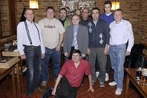 Podzimní Tip liga vrcholila v holické restauraci U Skrblíka