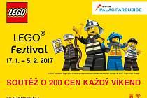 PALÁC Pardubice Lego festival