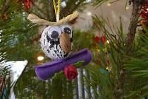 Z Evropské výměny vánočních dekorací