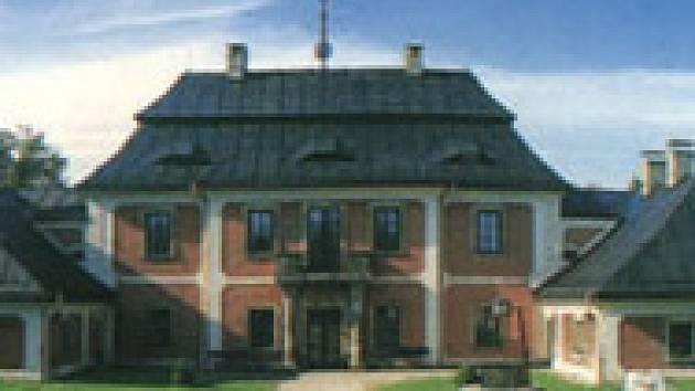Lovecký zámek Karlštejn