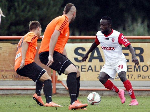 2. kolo MOL Cupu: Sokol Živanice - FK Pardubice 0:1