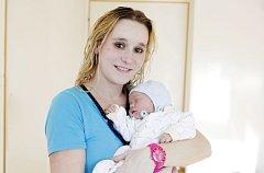Štěpán Beran se narodil 26. ledna ve 13:52 hodin. Vážil 3550 gramů a měřil 52 centimetrů. Maminku Miluši u porodu podpořil tatínek Aleš. Rodina si své prvorozené dítě odveze zpět do Choltic.