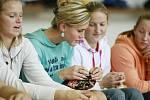 Předávání cen Sportovec roku na Sportovním gymnáziu v Pardubicích