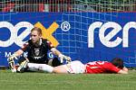 FK Pardubice - FK Baník Sokolov 1:2