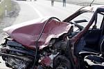 23. března 2010. Za riskantní předjíždění na holickém obchvatu zaplatil řidič vlastním životem