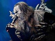 Finští Lordi to je hlavně hororová show