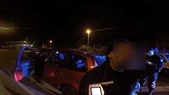 """""""Maminka mě zabije"""" sdělil policistům v Pardubicích při kontrole opilý řidič."""