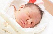 JAMELIA LAKATOŠOVÁ se narodila 14. března ve 2 hodiny a 37 minut. Měřila 49 centimetrů a vážila 3530 gramů. Maminka Denisa bydlí ve Valech. Doma na nového sourozence čeká šestiletá Eskáda.