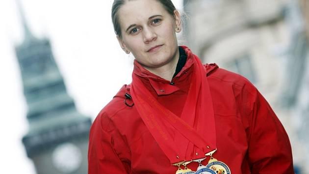 Veronika Krčálová – mistryně světa v Rádiovém orientačním běhu, se dočkala dalšího sportovního a společenského ocenění. Dostala se mezi neúspěšnější sportovce Pardubicka a ve čtenářské anketě Pardubického deníku obdržela nejvíce hlasů ze všech