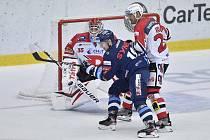 Utkání 1. kola hokejové extraligy: Bílí Tygři Liberec - HC Dynamo Pardubice