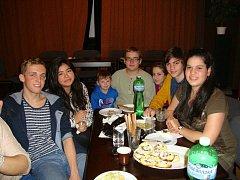 Studenti z Latinské Ameriky vařili svá jídla