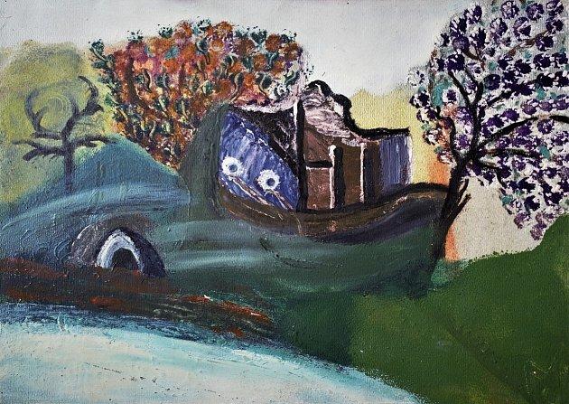 Obraz Marie Janků.