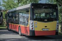 Na lince číslo 6 jezdil Elektrobus SOR NS 12 electric, který si DPMP zapůjčil od hradeckého dopravního podniku.