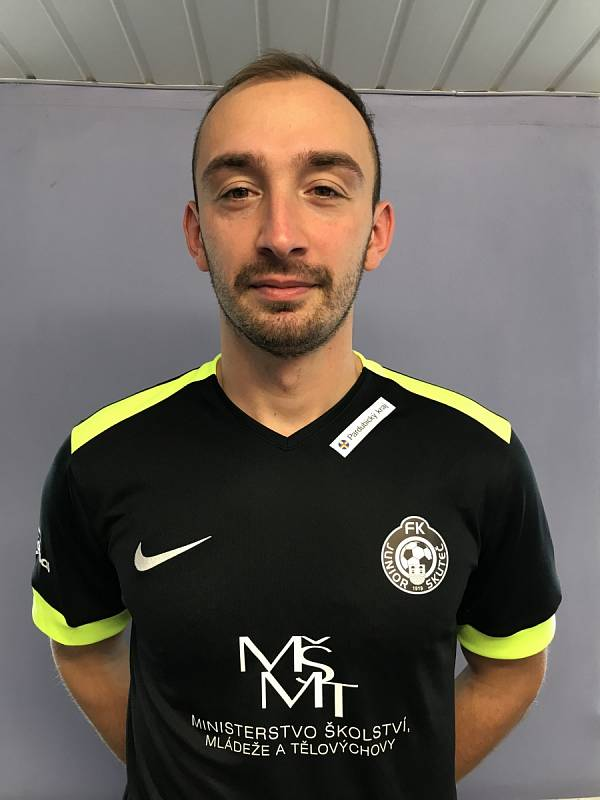 Multifunkční fotbalista Martin Horáček.