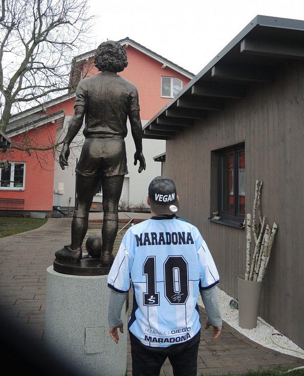 Miloslav Urbanec: Maradona pro mě zůstane nesmrtelným
