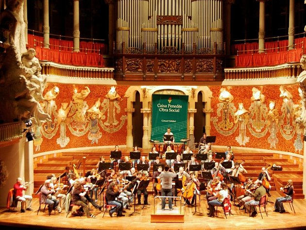 Komorní filharmonie Pardubice ve Španělsku