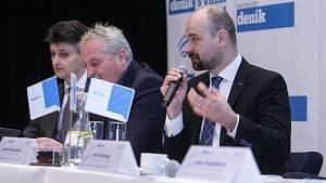 """Diskuze """"Dopravní uzel Pardubice"""""""