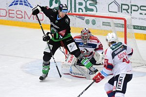 Hokejová extraliga Ml. Boleslav - Pardubice (4:2)