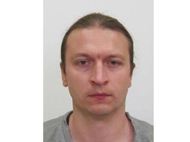Hledaný uprchlý vězeň Václav Palatáš.