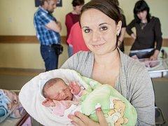 KRISTÝNA LÖRINCZOVÁ se narodila 19. května  v 15:30 hodin. Měřila 48 centimetrů a vážila 3150 gramů. Maminku Petru u porodu podpořil tatínek David a rodina je z Chrudimi.